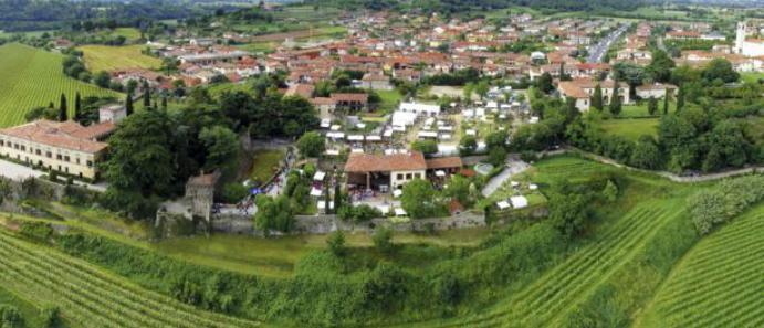 Franciacorta in fiore 2018 for Arredi giardino brescia cazzago san martino bs