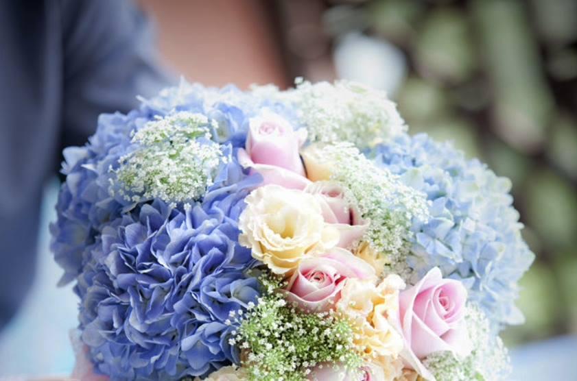bouquet_sposa_particolari_ortensie