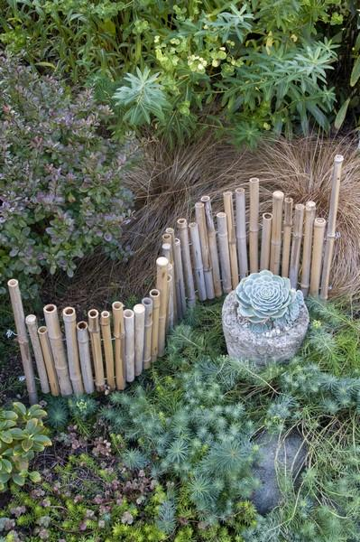 Ideas For Garden Borders And Edging