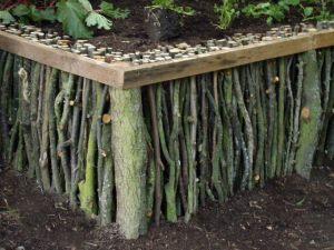 Recinzione In Legno Per Giardino Fai Da Te.Bordure E Recinzioni Fai Da Te Per Giardini