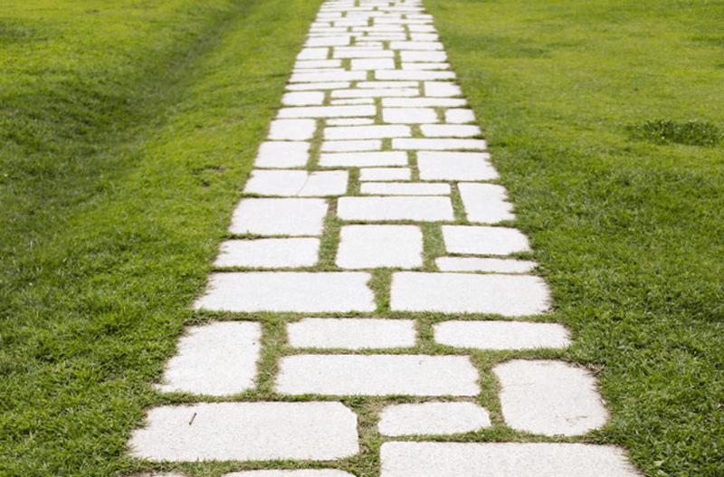 V di vialetti da giardino idee per sentieri - Acquisto terra per giardino ...